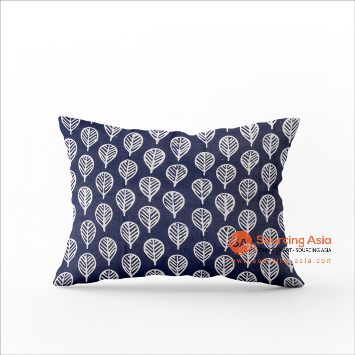 SHL165-15 BATIK STAMP CUSHION COVER