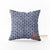 SHL165-18 BATIK STAMP CUSHION COVER