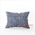 SHL165-19 BATIK STAMP CUSHION COVER
