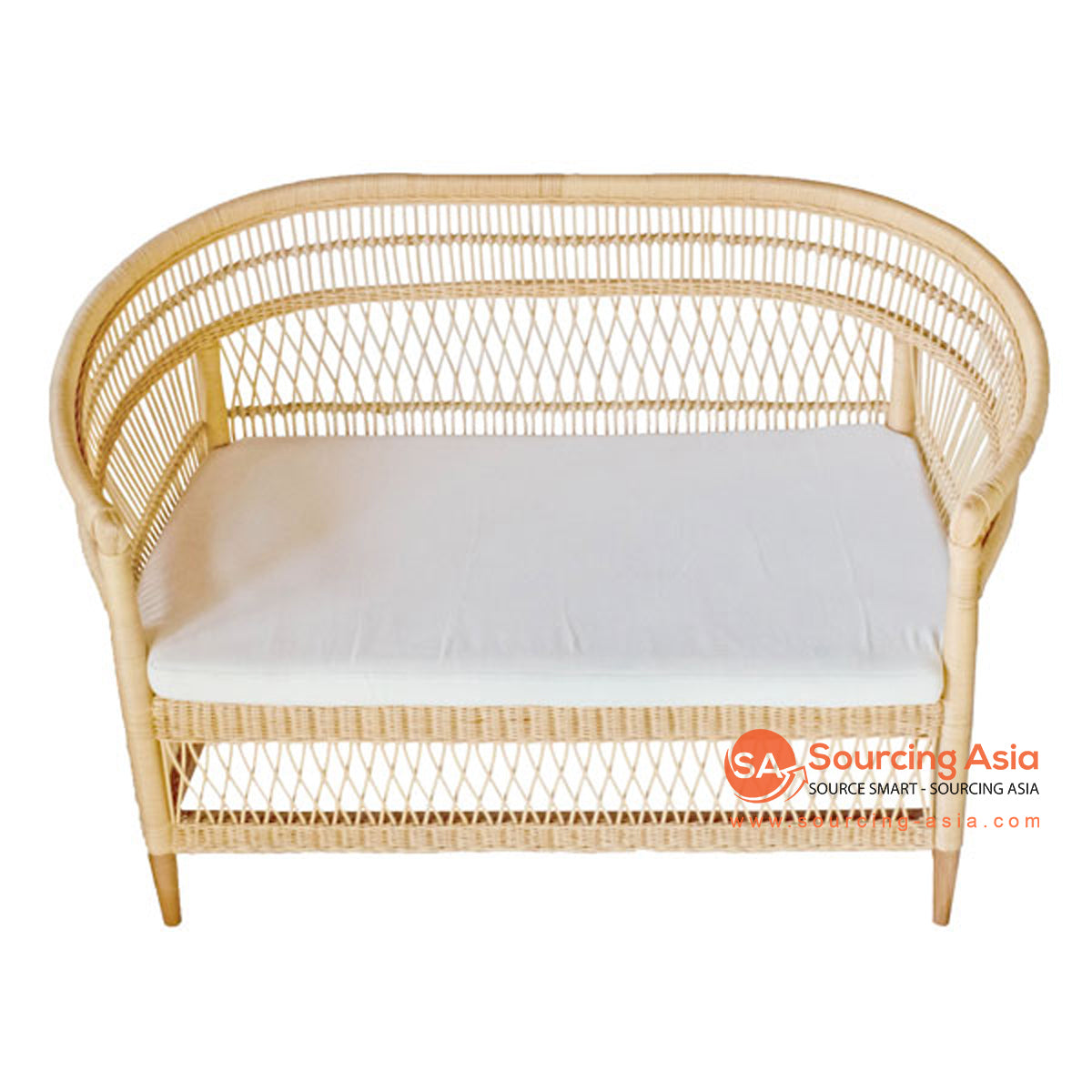 SHL176-2 RATTAN OCCASIONAL CHAIR