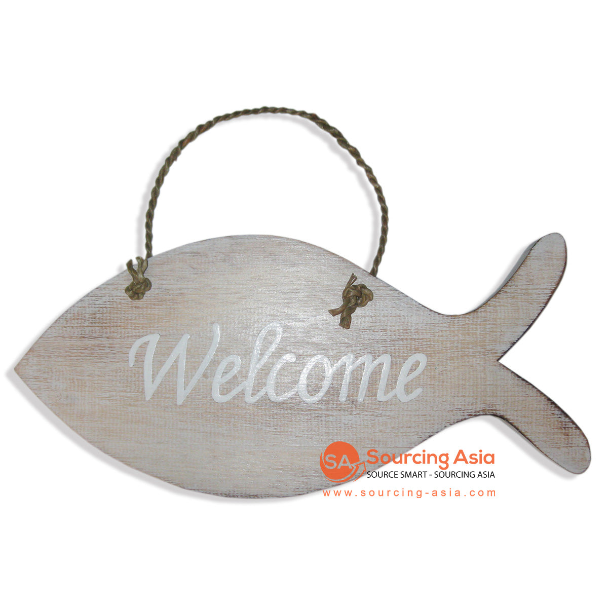 SKB007-35A WELCOME FISH SIGNBOARD