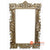 SSU002-SA WOODEN MIRROR WITH CARVING