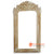 SSU005-DC WOODEN MIRROR WITH CARVING