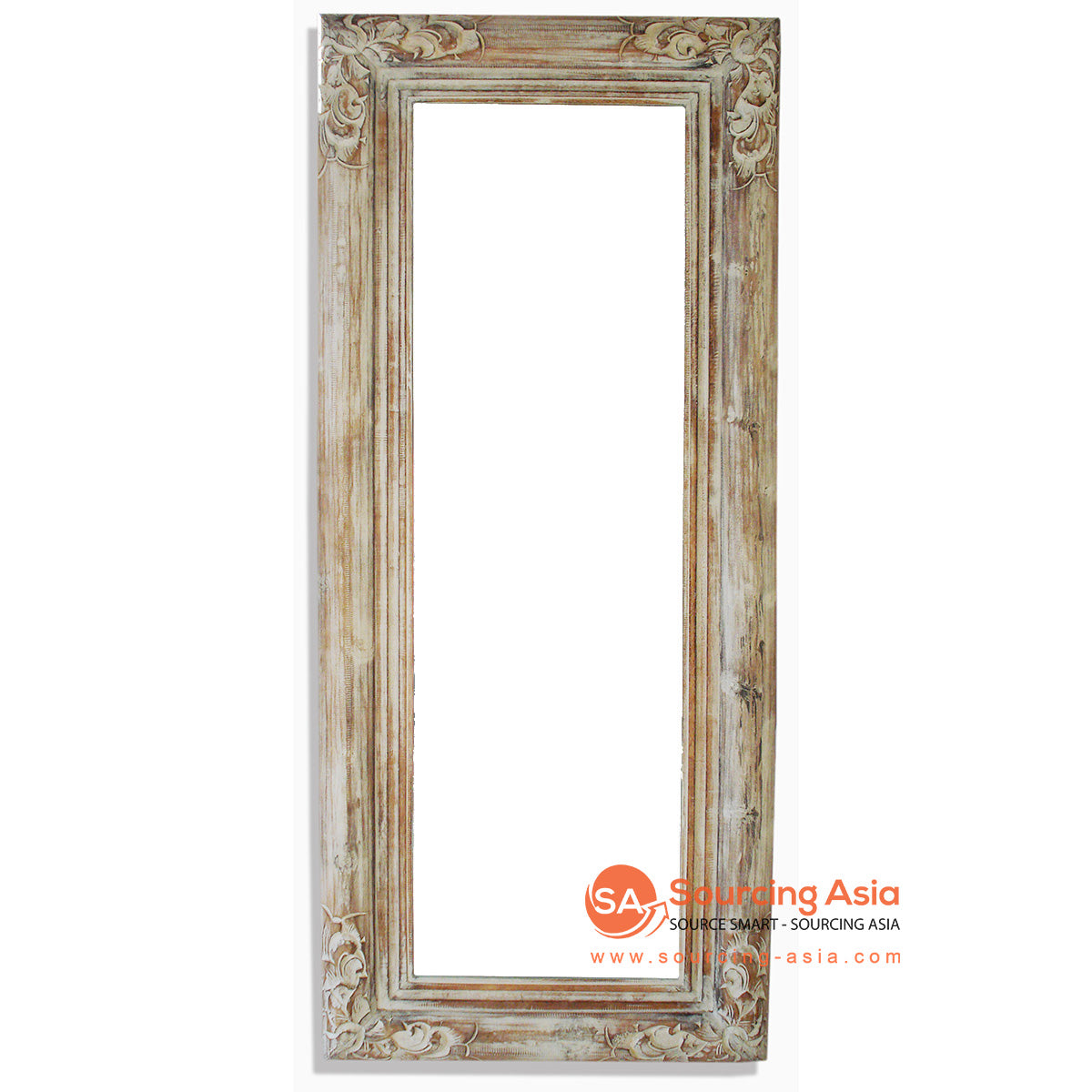 SSU006-DC WOODEN MIRROR