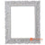 SSU022WW-30X40 WOODEN MIRROR WITH CARVING