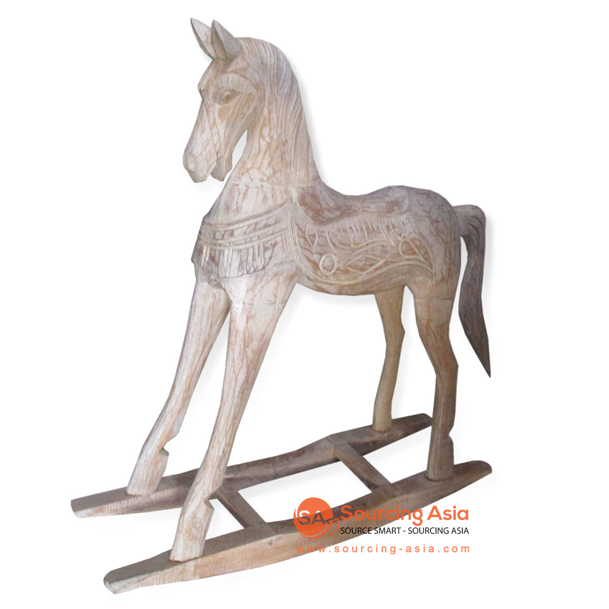 THE071-LBW HORSE STATUE