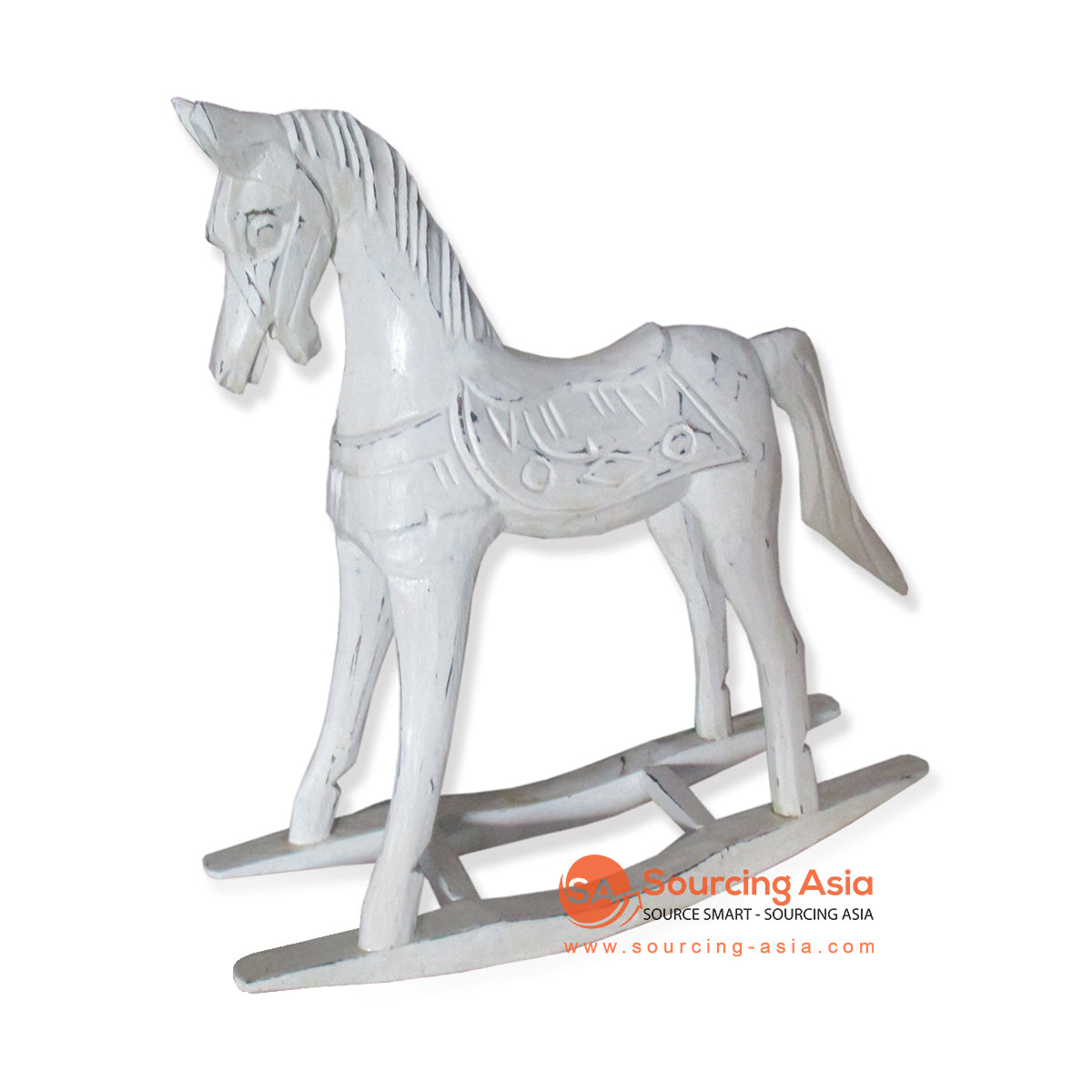 THE071-S HORSE STATUE