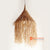 YLLC084 COARSE GRASS HANGING LAMP