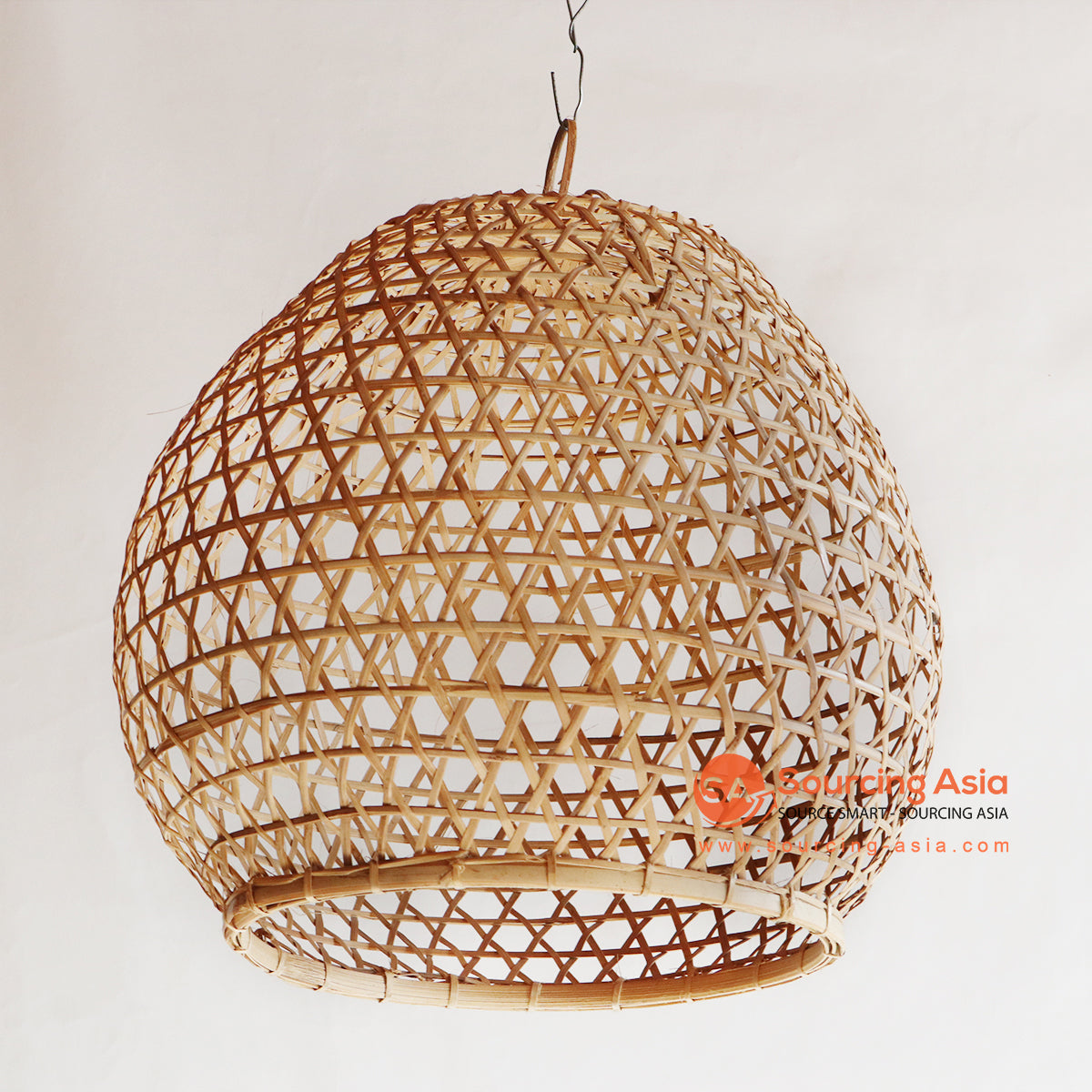 YLLC088 BAMBOO CHICKEN CAGE HANGING LAMP