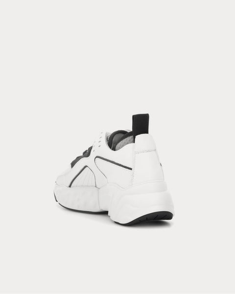 Manhattan leather White Low Top Sneakers