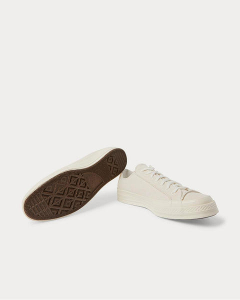 Chuck 70 OX Canvas  White low top sneakers