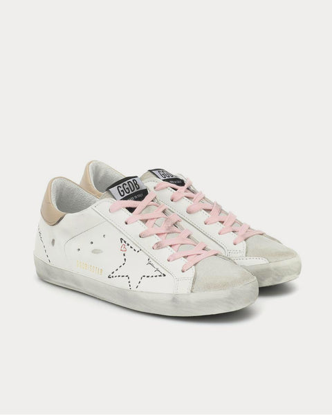 Superstar leather Ice Low Top Sneakers