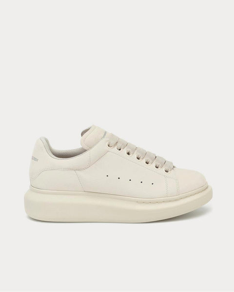 Leather Cameo Low Top Sneakers