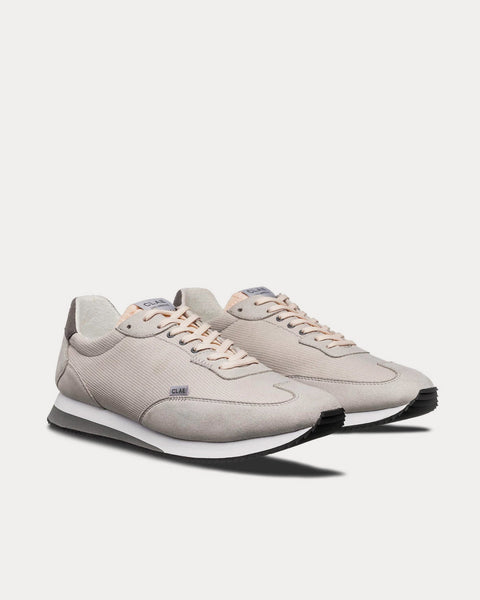 Runyon Grey Low Top Sneakers