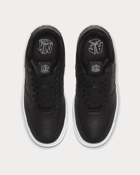 Air Force 1 Pixel Black Low Top Sneakers