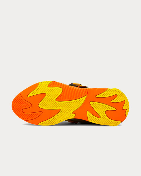 RS-2K Trainers Yellow Low Top Sneakers