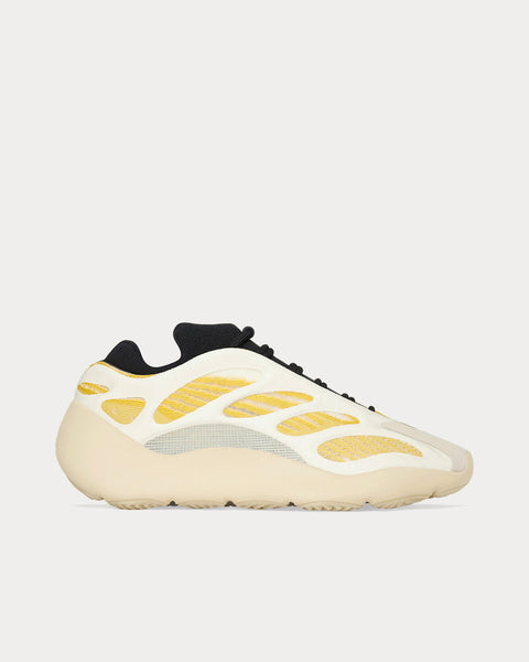 700 V3 Safflower Yellow Low Top Sneakers