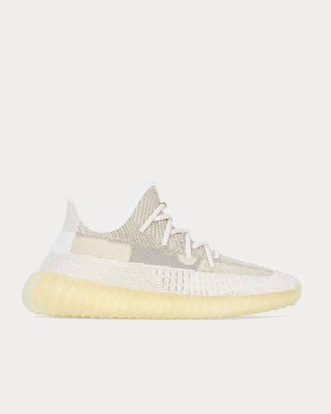 Boost 350 V2 Natural Low Top Sneakers