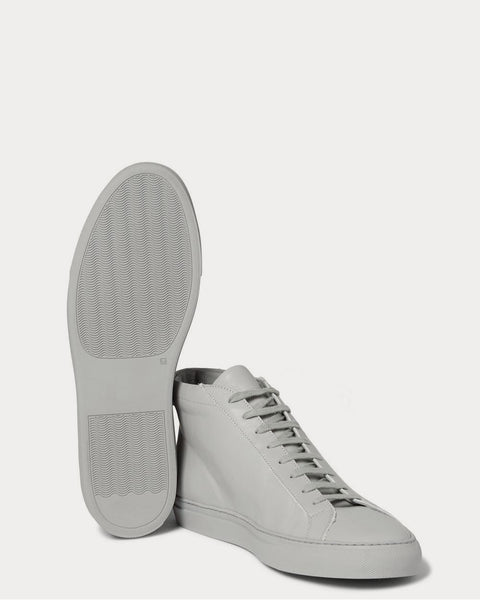 Original Achilles Leather High-Top  Light gray high top sneakers