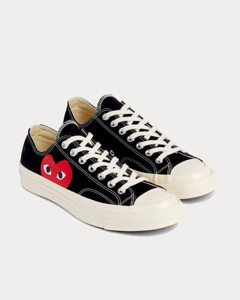 Chuck Taylor All Star 70 Ox Black Low Top Sneakers