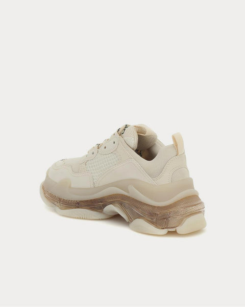 Triple S Off white Low Top Sneakers