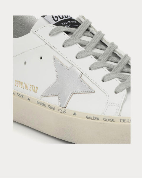Hi Star leather White Low Top Sneakers