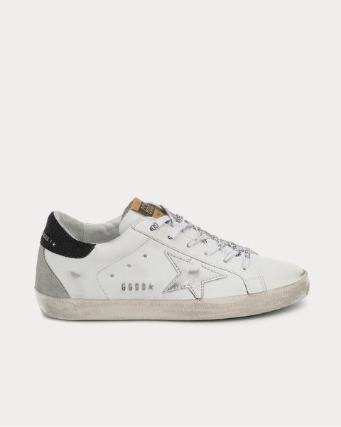 Superstar leather White Low Top Sneakers