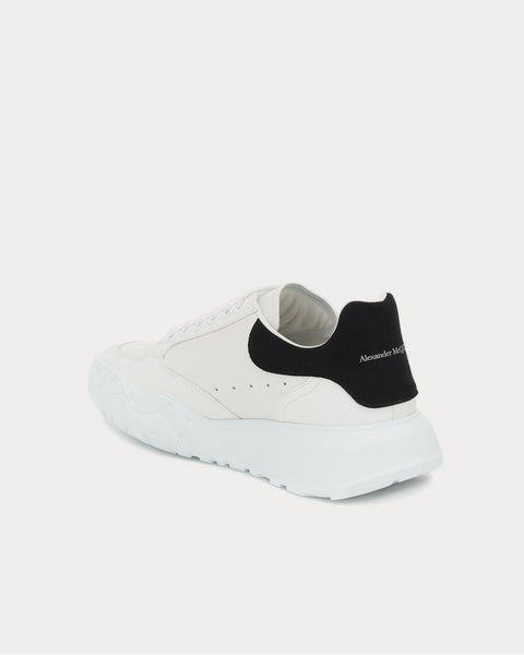 Court leather Op.Whi Low Top Sneakers