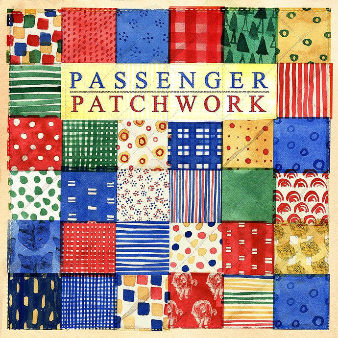 Patchwork - The album out now