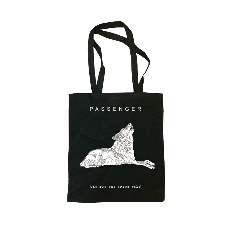Passenger | The Boy Who Cried Wolf | Tote Bag