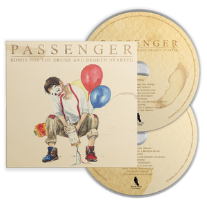 Passenger | Songs for the Drunk and Broken Hearted | Deluxe Double CD