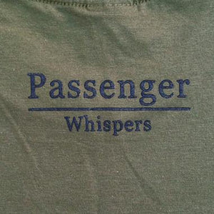 Whispers | T-Shirt (Green)