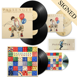 The Drunk And Broken Hearted | Patchwork Vinyl & CD Bundle