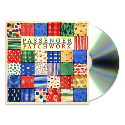 Patchwork CD