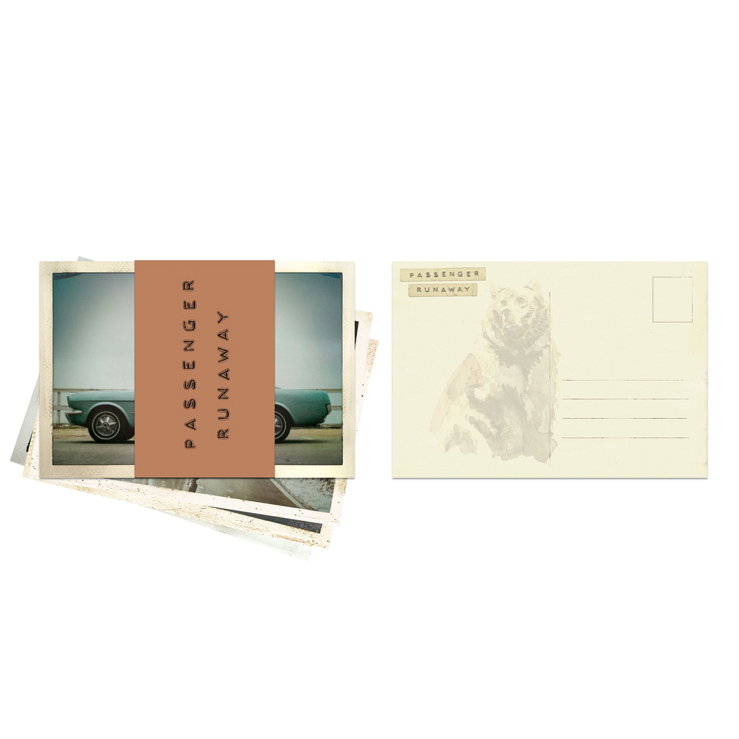 Passenger | Runaway Post Card Collection | Passenger Official Store