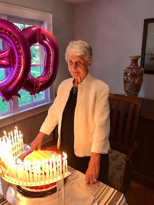 90th Birthday Celebration, customer review photo from CT