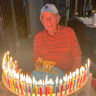 90th Birthday Celebration, customer review photo from Florida