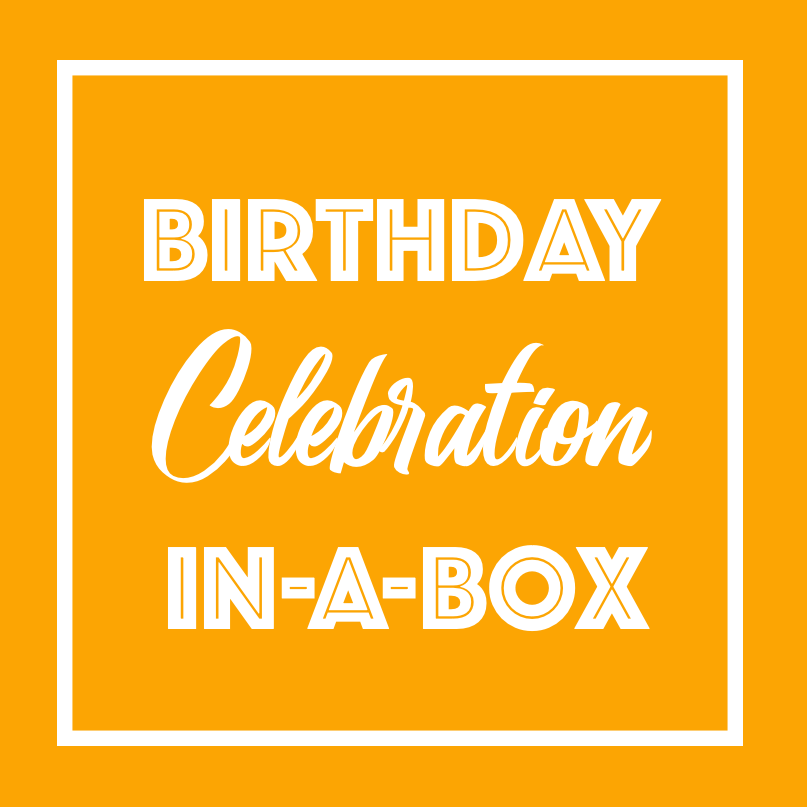 Birthday Celebration-in-a-Box