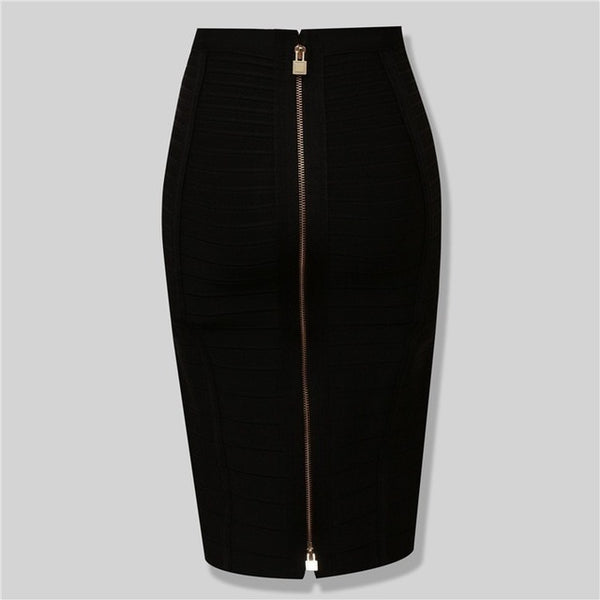 BodyCon Imprint Skirt