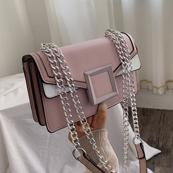 Retro Chain Bag
