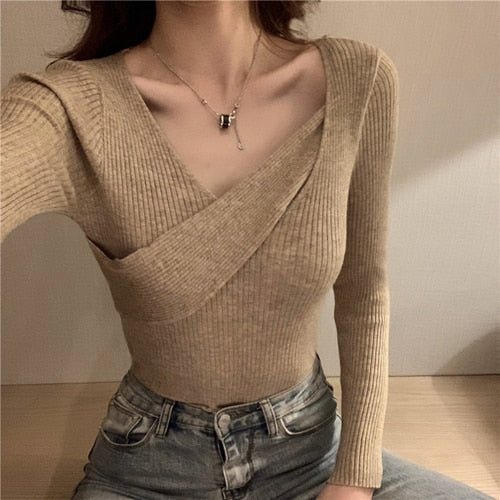 Ribbed Sweater  30.00 Fashion Play