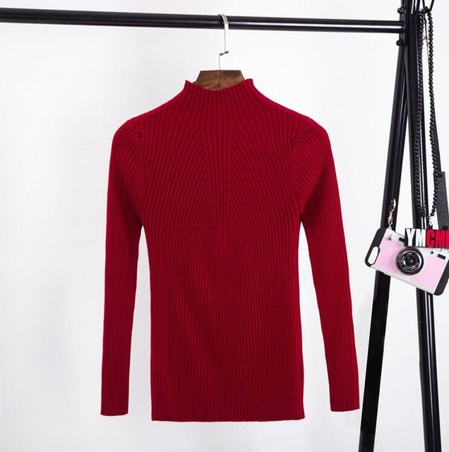 Knit Turtleneck  25.00 Fashion Play