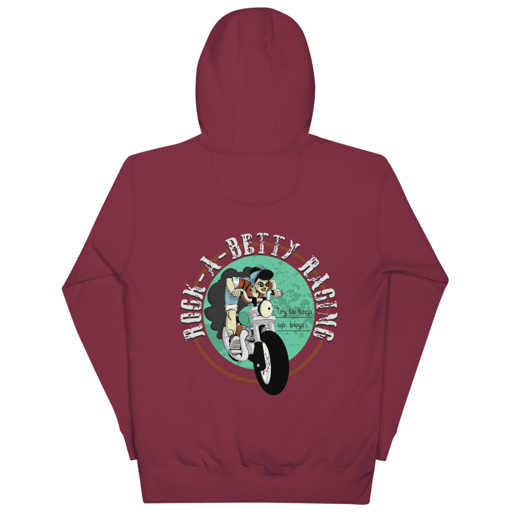 Rock-A-Betty Hoodie