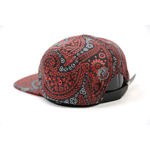 Coyote 5 Panel - Paisley - ONE WONDER