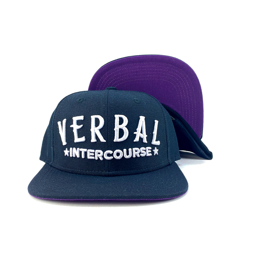 Verbal Intercourse Snapback - RHC