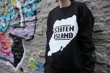 Load image into Gallery viewer, SI 8 Bit Crewneck - Blk/White - Womens
