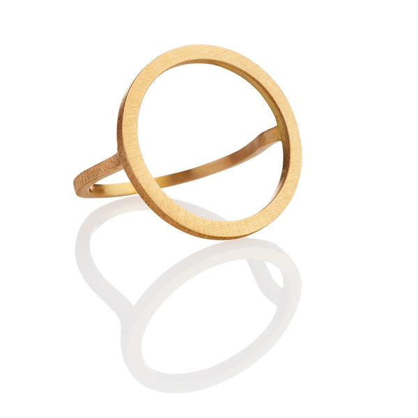 COSMOS 689-gold 18 kt guld ring