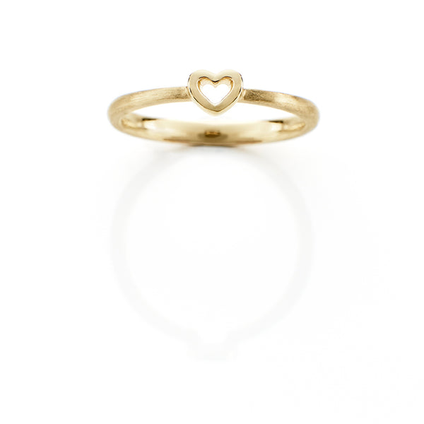 Connected 402 18 karat guld ring