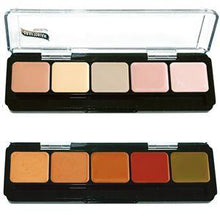 Load image into Gallery viewer, Hi-Def Glamour Crème 18 Color Super Palette - Corrector Shades