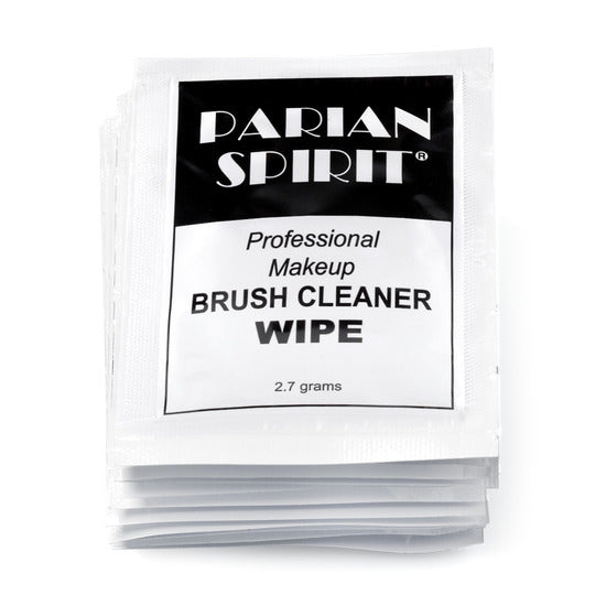 Parian Spirit Brush Cleaner Wipes (1)